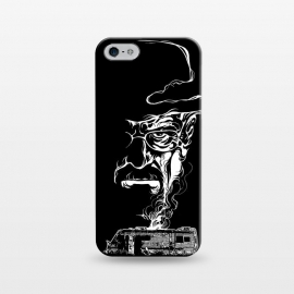 iPhone 5/5E/5s  Heisenberg Smoke by Branko Ricov