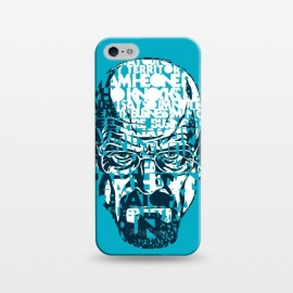 iPhone 5/5E/5s  Heisenberg Quotes by Branko Ricov