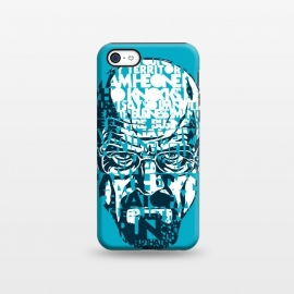 iPhone 5C  Heisenberg Quotes by Branko Ricov
