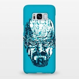 Galaxy S8+  Heisenberg Quotes by Branko Ricov