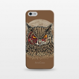 iPhone 5/5E/5s  Zombie Owl by
