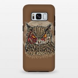 Galaxy S8 plus  Zombie Owl by