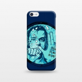 iPhone 5C  Sheldon is LOST by Branko Ricov
