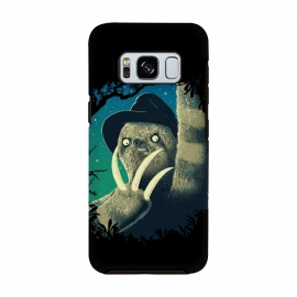 Galaxy S8  Sloth Freddy by Branko Ricov (sloth,sloths, freddy,freddy krueger,elm street,dream,dreams,horror,80's,1980,sloth freddy,the sloth,cool sloth,animals,cool animals)