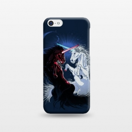 iPhone 5C  Unicorn Wars by Branko Ricov