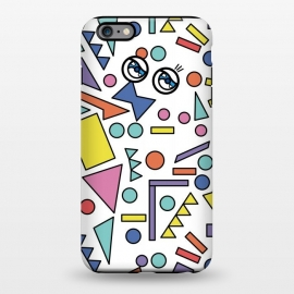 iPhone 6/6s plus  90s Geometric Fantasy by Michael Cheung
