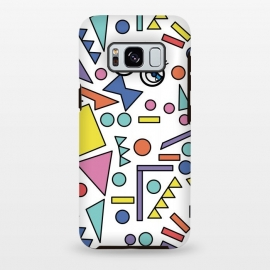 Galaxy S8+  90s Geometric Fantasy by Michael Cheung