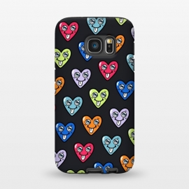 Galaxy S7  LOVE HEARTS by Michael Cheung