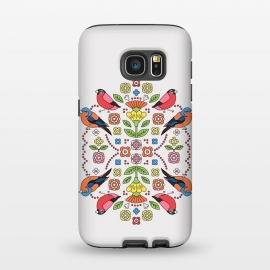 Galaxy S7  LOVE BIRDS by Michael Cheung