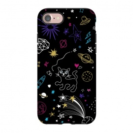 iPhone 8/7  SPACE FANTASY by Michael Cheung