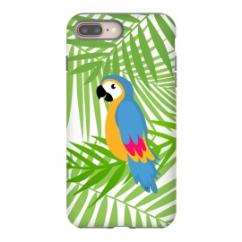 iPhone 8/7 plus  Cute colourful parrot by Martina