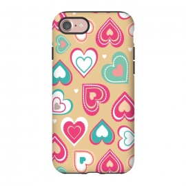 iPhone 8/7  Love Hearts by Martina