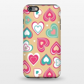 iPhone 6/6s plus  Love Hearts by Martina