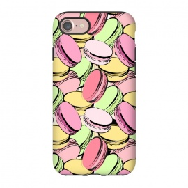iPhone 8/7  Sweet Macarons by Martina