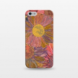 iPhone 5/5E/5s  A Daisy Day by Lotti Brown