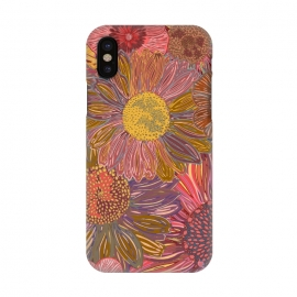 iPhone X  A Daisy Day by Lotti Brown