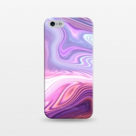 iPhone 5/5E/5s  Purple Marble by Martina (abstract, texture, marble, geometric,pattern, pink, purple,nature,cool,pretty,modern, stylish, feminine, girlie, for her,illustration, graphic,design,original, unique)