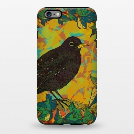 iPhone 6/6s plus  Blackbird by Lotti Brown
