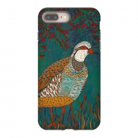 iPhone 8/7 plus  Partridge by Lotti Brown