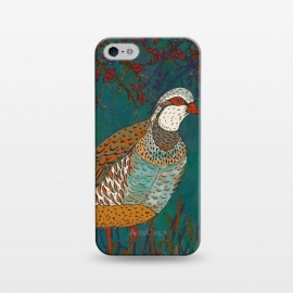 iPhone 5/5E/5s  Partridge by Lotti Brown
