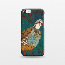 iPhone 5C  Partridge by Lotti Brown