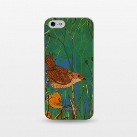 iPhone 5/5E/5s  Wren by Lotti Brown
