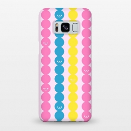 Galaxy S8+  Colorful Stripes by Michael Cheung