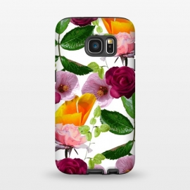 Galaxy S7  Kiddy Florals by Zala Farah