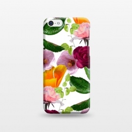 iPhone 5C  Kiddy Florals by Zala Farah