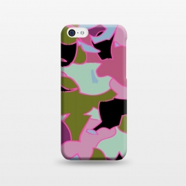 iPhone 5C  Camouflage by Susanna Nousiainen