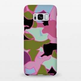 Galaxy S8+  Camouflage by Susanna Nousiainen