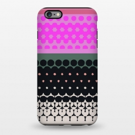 iPhone 6/6s plus  Geostripe II by Susanna Nousiainen