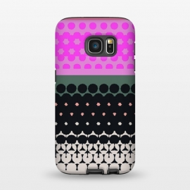 Galaxy S7  Geostripe II by Susanna Nousiainen