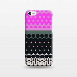 iPhone 5C  Geostripe II by Susanna Nousiainen