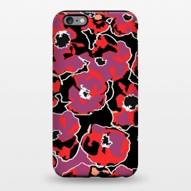iPhone 6/6s plus  Poppy by Susanna Nousiainen