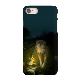 iPhone 8/7  The Wolf by Riza Peker