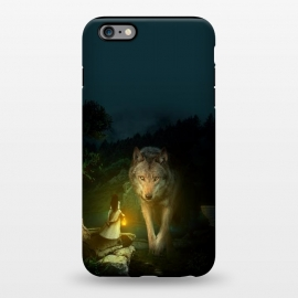 iPhone 6/6s plus  The Wolf by Riza Peker