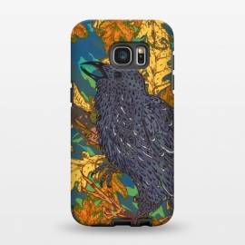 Galaxy S7 EDGE  Raven and Oak by Lotti Brown