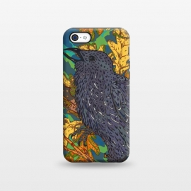 iPhone 5C  Raven and Oak by Lotti Brown