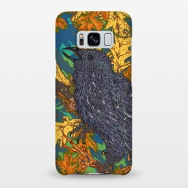 Galaxy S8+  Raven and Oak by Lotti Brown
