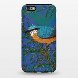 iPhone 6/6s plus  Nuthatch by Lotti Brown