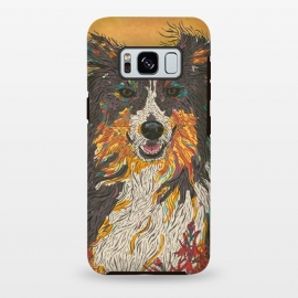 Galaxy S8 plus  Border Collie by
