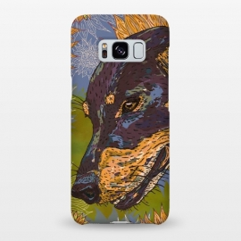 Galaxy S8+  Dachshund by Lotti Brown