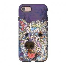 iPhone 8/7  West Highland Terrier (Westie) by Lotti Brown