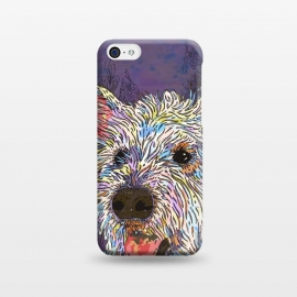 iPhone 5C  West Highland Terrier (Westie) by Lotti Brown