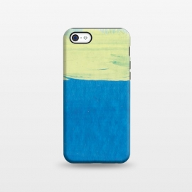 iPhone 5C  Painted I by Susanna Nousiainen