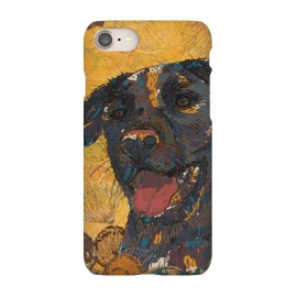 iPhone 8/7  Black Labrador by Lotti Brown