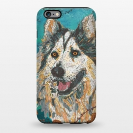 iPhone 6/6s plus  Husky by Lotti Brown