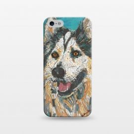 iPhone 5/5E/5s  Husky by Lotti Brown
