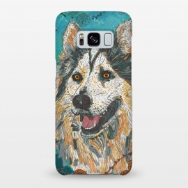 Galaxy S8+  Husky by Lotti Brown